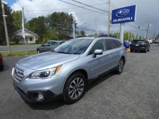 Used 2016 Subaru Outback Familiale 5 portes CVT 2.5i avec groupe for sale in Victoriaville, QC
