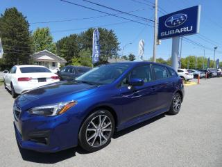 Used 2017 Subaru Impreza Sport à hayon 5 portes CVT for sale in Victoriaville, QC