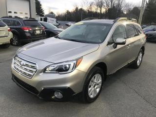 Used 2017 Subaru Outback Familiale CVT 5 portes 2.5i Touring for sale in Victoriaville, QC