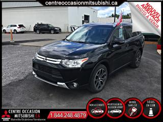 Used 2015 Mitsubishi Outlander GT S-AWC N49 EDITION RARE for sale in Blainville, QC