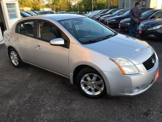 Used 2008 Nissan Sentra 2.0/ AUTO/ PWR GROUP/ ALLOYS/ RUNS A-1! for sale in Scarborough, ON