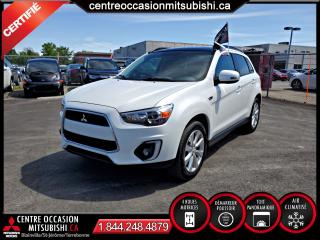Used 2015 Mitsubishi RVR GT 4X4 1 PROPRIO, JAMAIS ACCIDENTE for sale in Blainville, QC
