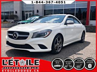 Used 2014 Mercedes-Benz 180C CLA 250 4MATIC SPORT PACKAGE AWD, CLIMAT for sale in Jonquière, QC