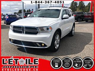Used 2014 Dodge Durango SXT V6 AWD, DEMARREUR A DISTANCE for sale in Jonquière, QC