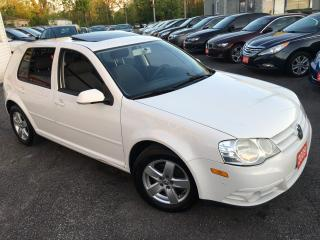 Used 2009 Volkswagen City Golf CITY/ 5 SPEED/ SUNROOF/ PWR GROUP/ ALLOYS! for sale in Scarborough, ON
