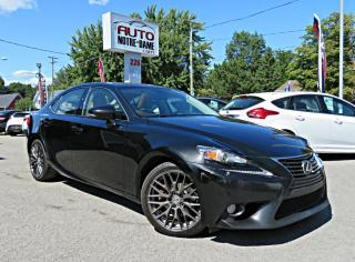 Used 2014 Lexus IS 250 IS 250 AWD  CUIR TOIT OUVRANT for sale in Repentigny, QC
