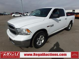 Used 2015 RAM 1500 SLT Quad CAB SWB 4WD 3.0L for sale in Calgary, AB
