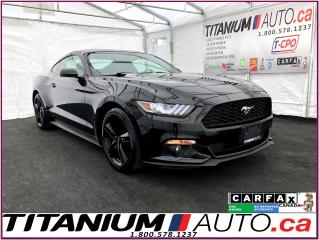 Used 2015 Ford Mustang Performance PKG+GPS+Camera+Vent Leather+Blind Spot for sale in London, ON