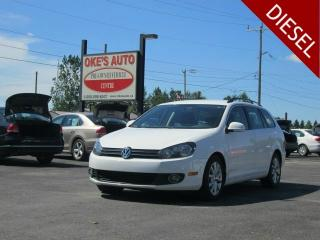Used 2012 Volkswagen Jetta SportWagen 2.0L TDI for sale in Alvinston, ON