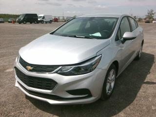 Used 2017 Chevrolet Cruze LT AUTO for sale in Alvinston, ON