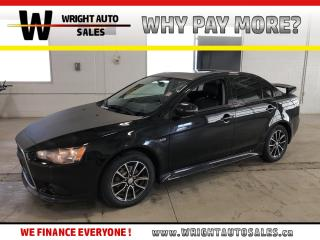Used 2015 Mitsubishi Lancer SE|LEATHER|SUNROOF|HEATED SEATS|81,821 KM for sale in Cambridge, ON