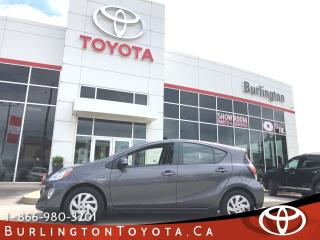 Used 2015 Toyota Prius c LOW KM GAS SAVER for sale in Burlington, ON
