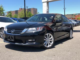 Used 2015 Honda Accord Touring, very low mileage for sale in Toronto, ON