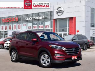 Used 2016 Hyundai Tucson 2016 Hyundai Tucson - FWD 4dr 2.0L for sale in St. Catharines, ON