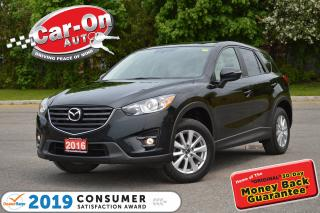 Used 2016 Mazda CX-5 GS Skyactiv AWD LEATHER SUNROOF REAR CAM LOADED for sale in Ottawa, ON