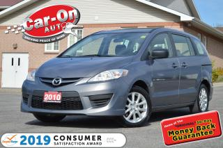 Used 2010 Mazda MAZDA5 GS 6 PASSENGER PWR GRP ALLOYS ONLY 100,000 KM for sale in Ottawa, ON