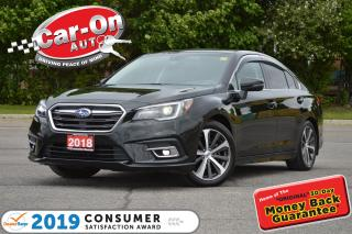 Used 2018 Subaru Legacy Limited w/EyeSight Pkg LEATHER NAV SUNROOF LOADED for sale in Ottawa, ON