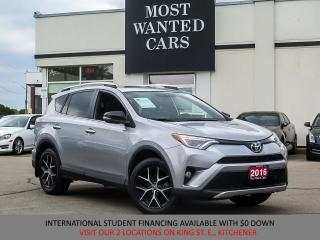Used 2016 Toyota RAV4 SE AWD   CAMERA   NAVIGATION   SUNROOF for sale in Kitchener, ON