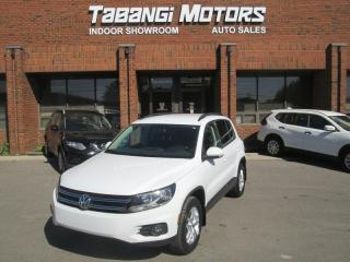 Used 2015 Volkswagen Tiguan NO ACCIDENTS | BIG SCREEN | HEATED SEATS | B\T for sale in Mississauga, ON