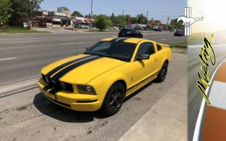 Used 2006 Ford Mustang RWD Coupe - Tuned, Touch Screen, LED Halo Lights for sale in Toronto, ON