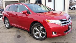 Used 2014 Toyota Venza XLE V6 AWD 2014 TOYOTA VENZA XLE AWD V6 - LEATHER! PANO ROOF! BACK-UP CAM! for sale in Kitchener, ON