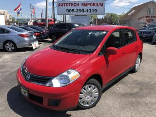 Used 2012 Nissan Versa Hatchback Auto Air  All Power & AC for sale in Mississauga, ON