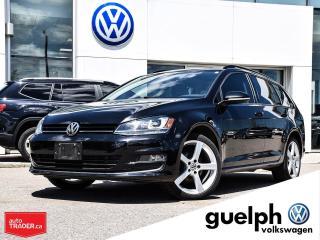 Used 2015 Volkswagen Golf Sportwagen Comfortline for sale in Guelph, ON