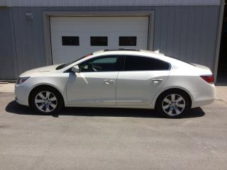 Used 2011 Buick LaCrosse CXS for sale in Fredericton, NB
