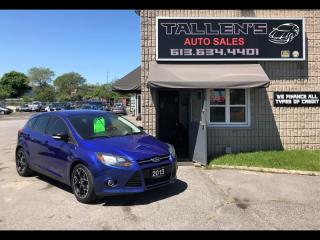 Used 2013 Ford Focus SE for sale in Kingston, ON