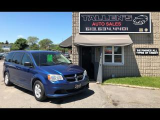 Used 2011 Dodge Grand Caravan for sale in Kingston, ON