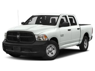 New 2019 RAM 1500 Light Duty CREW CAB 1500 TRADESMAN 4X4 - 140.5 WB for sale in Owen Sound, ON