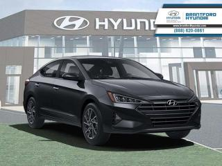Used 2020 Hyundai Elantra Preferred IVT  - Android Auto - $125 B/W for sale in Brantford, ON