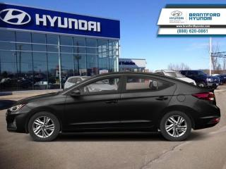 New 2020 Hyundai Elantra Preferred IVT  - Android Auto - $125.57 B/W for sale in Brantford, ON