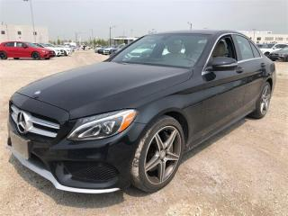 Used 2016 Mercedes-Benz C 300 4MATIC, AMG SPORT, NAVI, PANO, PREMIUM, CAM for sale in Toronto, ON