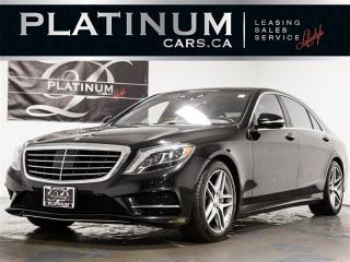 Used 2015 Mercedes-Benz S550 4MATIC Long WHEELBASE, AMG SPORT, Intelligent for sale in Toronto, ON