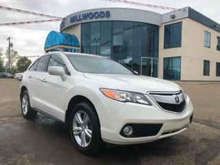 Used 2014 Acura RDX Loaded New Tires Remote Start for sale in Edmonton, AB