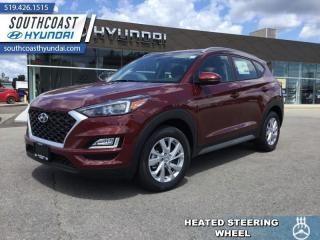 New 2019 Hyundai Tucson 2.0L Preferred FWD  - Bluetooth - $151 B/W for sale in Simcoe, ON