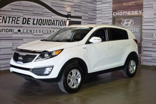 Used 2013 Kia Sportage LX+AWD for sale in Laval, QC