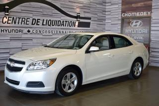 Used 2013 Chevrolet Malibu LT for sale in Laval, QC
