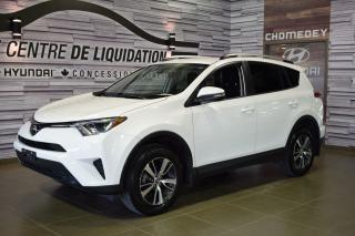 Used 2018 Toyota RAV4 Le Camera Awd for sale in Laval, QC