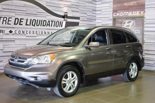 Used 2011 Honda CR-V Ex-L+awd+toit+cuir+m for sale in Laval, QC