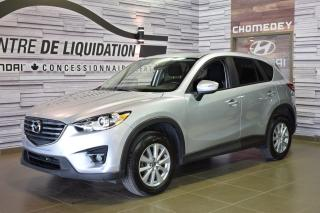 Used 2016 Mazda CX-5 GS+AWD+TOIT+MAGS for sale in Laval, QC