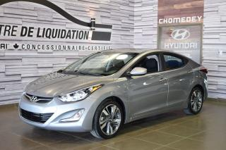 Used 2015 Hyundai Elantra GLS+TOIT+MAGS for sale in Laval, QC