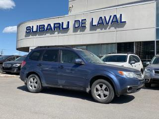 Used 2012 Subaru Forester 2.5X Commodité ** Sièges chauffants ** for sale in Laval, QC