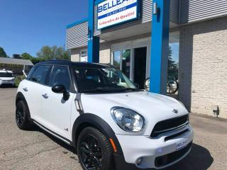 Used 2015 MINI Cooper Countryman S-AWD*Toit PANORAMIQUE for sale in Québec, QC