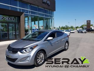 Used 2016 Hyundai Elantra L, Mags, Grp for sale in Chambly, QC