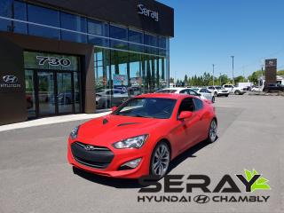 Used 2016 Hyundai Genesis 3.8 R-Spec, Mags for sale in Chambly, QC