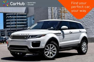 Used 2019 Land Rover Evoque SE|Pano_Sunroof|GPS|Bluetooth|Heat.Frnt.Seats| for sale in Thornhill, ON