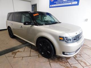 Used 2018 Ford Flex Limited Leather for sale in Listowel, ON