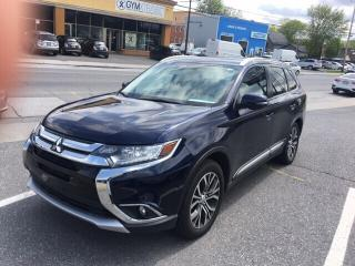 Used 2017 Mitsubishi Outlander AWD for sale in St-Hyacinthe, QC